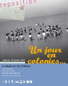 exposition temporaire Un jour en colonies jusqu'au 16 janvier 2011