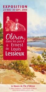 exposition temporaire Oléron dans les pas d'Ernest et de Louis Lessieux